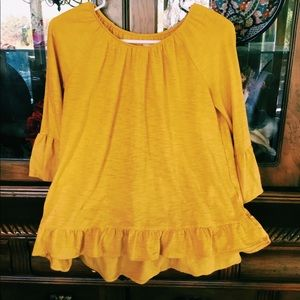 Old navy flare shirt